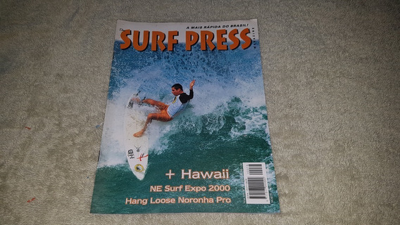 Surf Press Magazine Nº 78 - Fev/2000 - Formato Álbum
