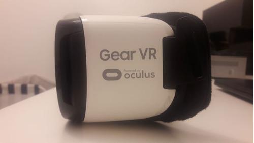 Samsung Sm-r322 Gear Vr Realidad Virtual Oculus Táctil