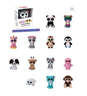 Coleccionable Peluches Ty Mini Animales