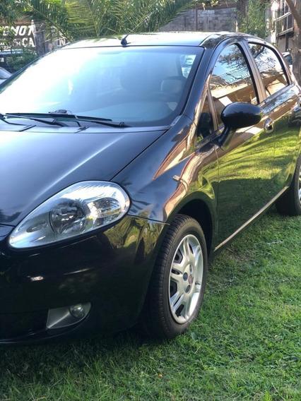 Fiat Punto 1.4 Elx Año 2008
