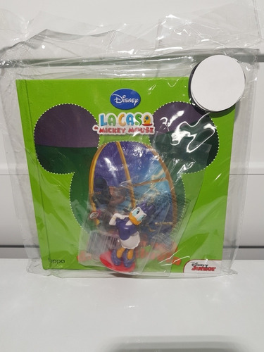 Coleccion La Casa De Mickey Mouse - N4 - Daisy