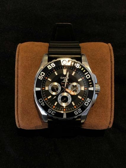 Relógio De Mergulho Casio Masculino - Duro Diver Mdv-302
