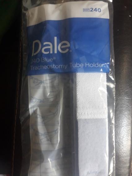 Sujetador De Traqueostomia Dale Blue 240