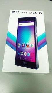 Caja De Telefono Celular Blu Grand 5.5 Hd