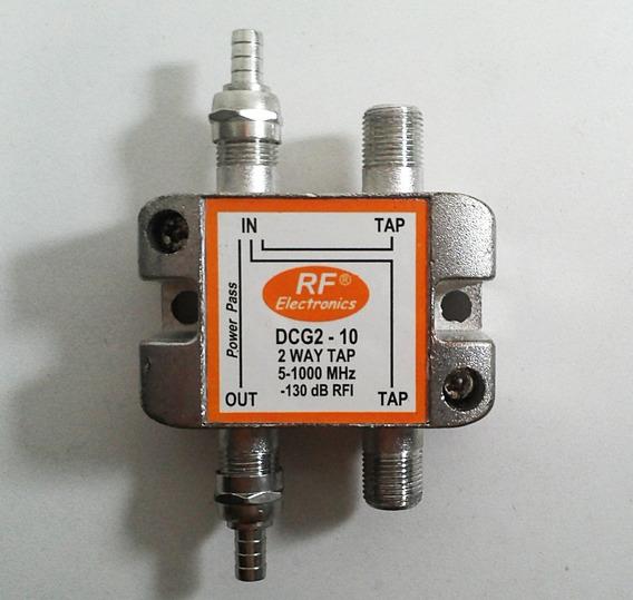 Splitter Dcg2 - 10 - Torneamento De 2 Vias 5-1000mhz