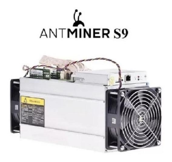 Mineros(antminer)s9 13,0th/s En Adelante Mirar Descripcion