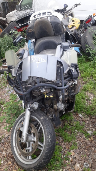 Bmw K1200lt Viajera 2002 Desarrmo Partes Etc Honda Yamaha