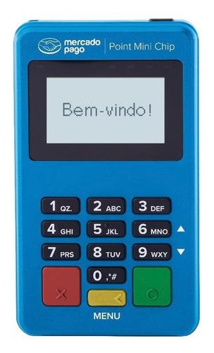 Imagem 1 de 1 de Maquininha De Cartão Point Mini Chip- Não Precisa De Celular