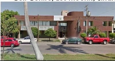 Se Vende Edificio Locales Comerciales, Los Mochis