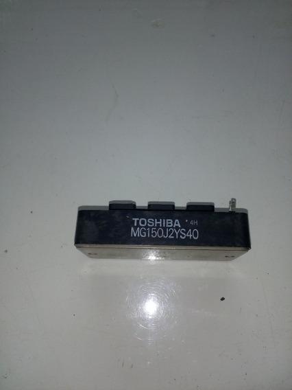 Toshiba Mg100j2ys40 Tiristor Scr Triac Motor Potencia
