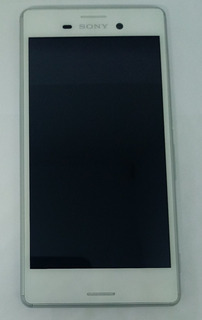 5° Sony Xperia M4 E2363 Branco 16gb S/ Garantia C/ Defeito