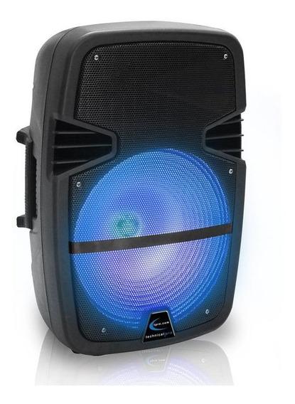 Corneta Technical Pro De 8 Led Recargable Somos Tienda Fisic
