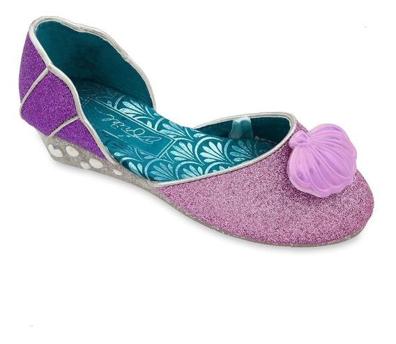 Sapato Princesa Ariel Original Loja Da Disney P/entrega