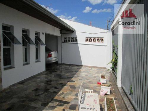 Imagem 1 de 26 de Casa Com 3 Dormitórios À Venda, 160 M² Por R$ 500.000,00 - Cidade Nova - Santa Bárbara D'oeste/sp - Ca0085