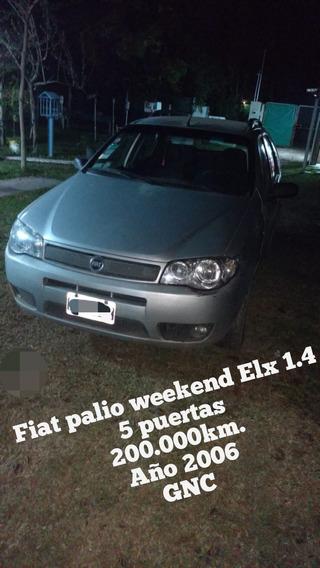 Fiat Palio Weekend 1.4 Elx Fire 2006