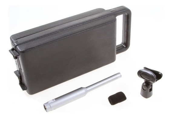 Microfone Condensador Behringer Ecm8000