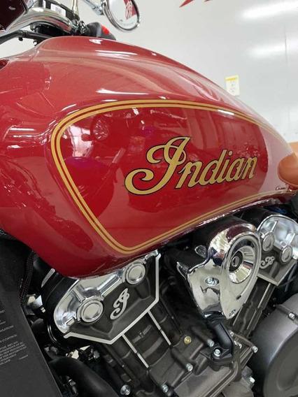 Indian Scout 100 Aniversario 2020 Nueva