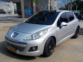 Peugeot 207 Automatico 4x2 Gasolina