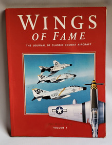 Livro - Wings Of Fame Premier Issue - Vol 1