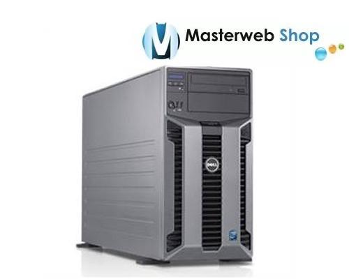 Servidor Dell T710- 32gb - 2x Quad Core -2x Hd 300gb