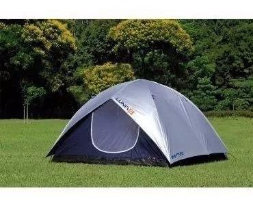 Barraca Camping Iglu Luna 6 Pessoas Grande Mor 9039 Impermea