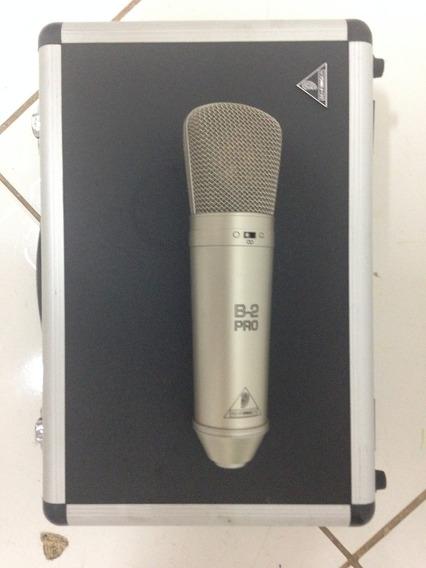Microfone Behringer B2 Pro Condensador