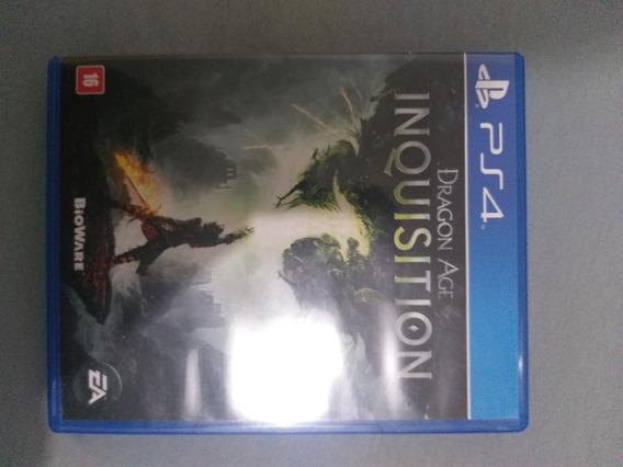 Dragon Age Inquisition - Ps4 Midia Fisica