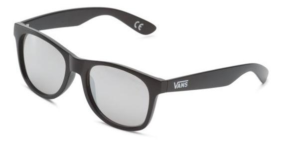 Gafas Lentes De Sol Vans Spicoli Matte Black - Silver Mirror