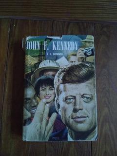 Libro John F. Kennedy, 1ra. Edición, Año 1965