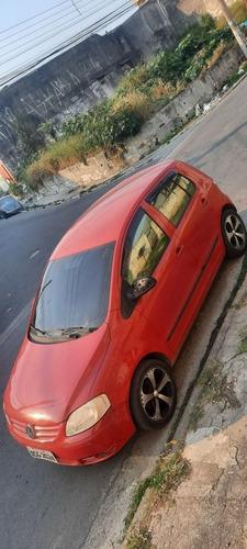 Imagem 1 de 4 de Volkswagen Fox 2007 1.0 City Total Flex 5p