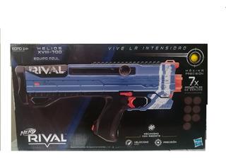 Nerf Rival Helios Xviii-700 Equipo Azul