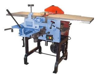 Maquina Combinada Carpintería 6 Ope. 11 Funciones 2hp 300mm