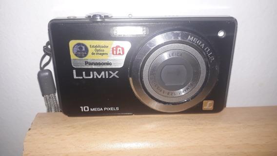 Câmera Fotográfica Panasonic Fs62
