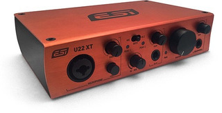 Interfaz De Audio Esi U22xt