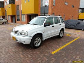 Chevrolet Grand Vitara 2.0 Mt 2000cc 5p
