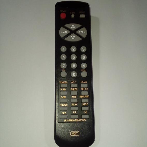 Controle Tv Samsung Mxt 27194