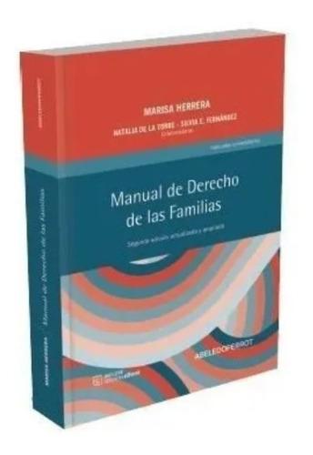 Herrera Derecho De Familia. Ed 2019