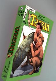 Tarzan 1 A 10 Vol 1 Encadernado Frete Grátis