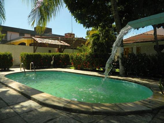 Casa Em Pilar, Ilha De Itamaracá/pe De 175m² 4 Quartos À Venda Por R$ 420.000,00 - Ca140620