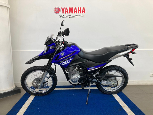 Imagem 1 de 4 de Yamaha Crosser 150 Z Azul 2022