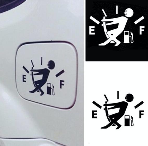 Adesivo Personalizado Para Carro - Gasolina - Promoção