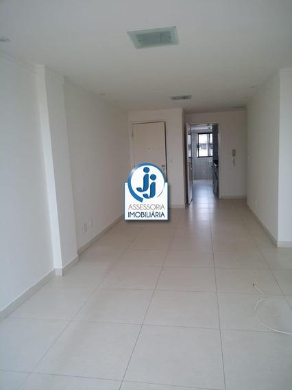 Residencial Turquesa - Venda De Apartamento Com 3 Quartos, Sendo 2 Suítes, Em Excelente Localização De Lagoa Nova. - Ap14155 - 34437694