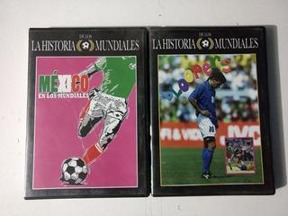 La Historia De Los Mundiales Dvd
