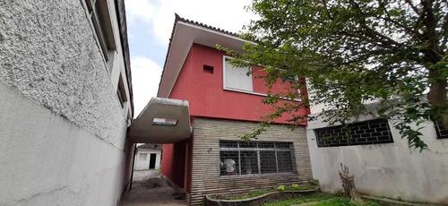 Sobrado - Comercial, Para Aluguel Em São Vicente/sp - Cod0014