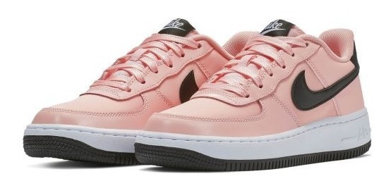 Zapatillas Mujer Air Force 1 Valentines Day Rosa Hot Sale