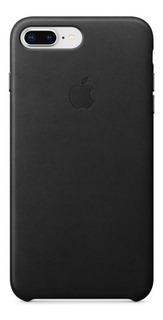 Funda + Mica iPhone 6/6s 7 8 + X Xr Xs Max Piel Leather Case Envío Gratis