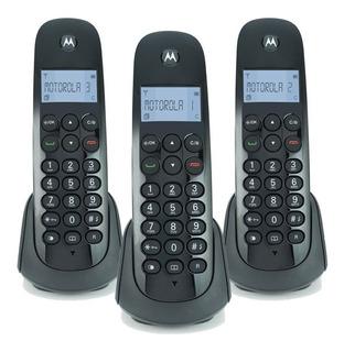 Teléfono Inalámbrico Digital 3 Telefonos