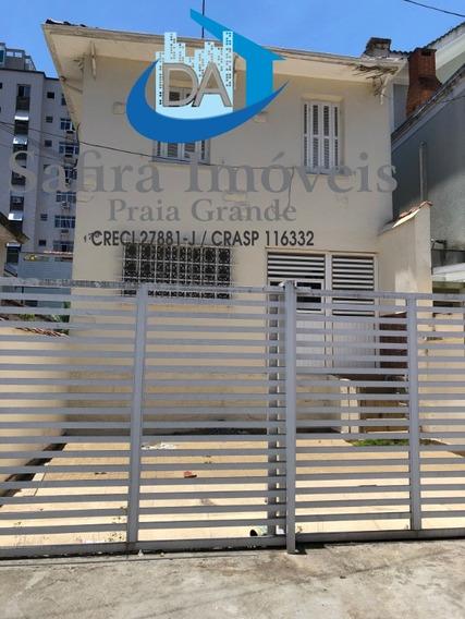 Casa Para Locação Comercial Campo Grande-santos-sp - Ca00051 - 33601439
