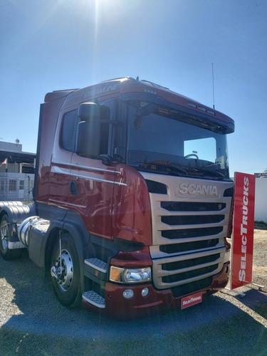 Scania R450 6x2 Streamline