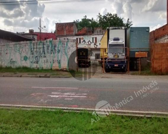 Terreno Para Alugar No Bela Vista, Osasco - 3411 - 33881697